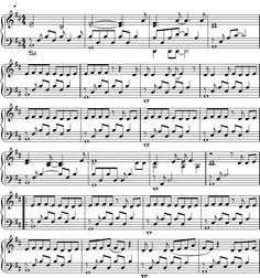 how to read piano sheets faster