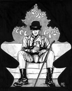 Clockwork Orange - Jeremy Haun