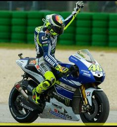 Rossi gets 4th at misano 2013