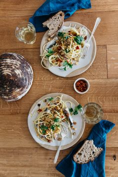 A simple and delicious meal from cook and owner of gathering space and natural wine bar, Ebb & Co, Stephanie Eburah.