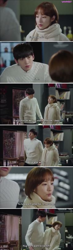 Healer quote: Ji Chang Wook as Seo Jung-Hoo; Park Min Young as Chae Young-Shin