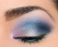 A Lavender & Teal Eye with Juvia's Place Magic Palette - Temptalia