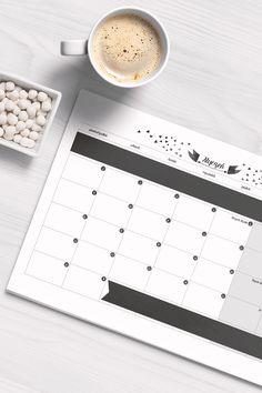 Kalendarz 2017 dodruku