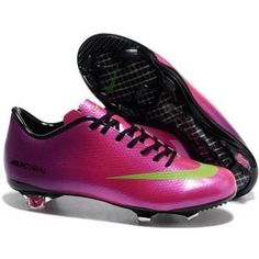 http://www.asneakers4u.com/ Discount Nike Mercurial Vapor IX FG Mens Firm Ground Football Cleats In Pink Purple White Volt