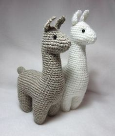 Ravelry: Llama Amigurumi pattern by Julie Chen