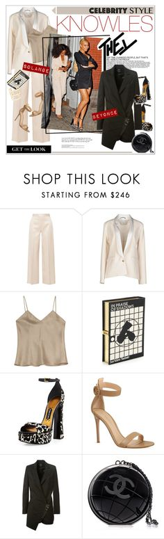"""""""Beyonce & Solange Knowles Style"""" by akchesunel ❤ liked on Polyvore featuring The Row, ..,MERCI, Etro, Olympia Le-Tan, Tom Ford, Gianvito Rossi, Anthony Vaccarello, Chanel, Charlotte Russe and GetTheLook"""