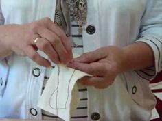 Let's get started on RedWork Stitchery 3 - Blanket Stitch - Quilting Tips & Techniques 035