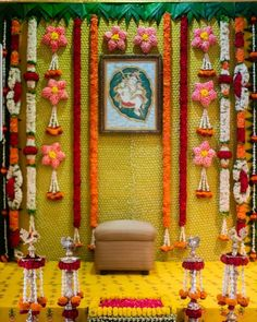 Diwali Decorations At Home, Wedding Stage Decorations, Backdrop Decorations, Flower Decorations, Backdrops, Arch Decoration, Marriage Decoration, Background Decoration, Garland Wedding