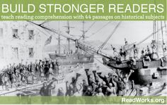 44 Reading Passages on Historical Subjects - all levels