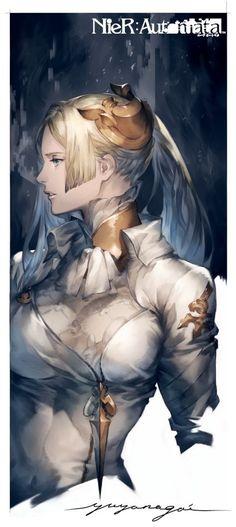 NieR: Automata YoRHa Commander
