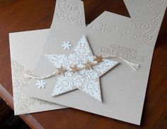 Here's one of the Christmas cards we'll be making at Club Card Night tonight using Bright & Beautiful. See more details on my blog:) http://laurasworksofheart.blogspot.com/2014/12/bright-beautiful-card.html  Description