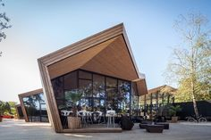 Boos Beach Club в Люксембурге, Metaform Architects