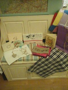 My beautiful gifts from fenny.