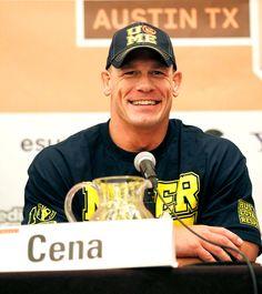 John Cena SXSW Conference (March 2013)