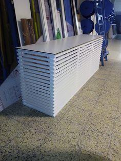 Air conditioner covers for lennox trane goodman carrier for Caja aire acondicionado