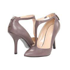 Nine West Blonsky High Heels - Grey Leather