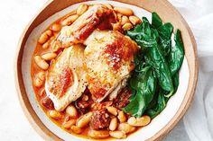 5-ingredient Spanish chicken