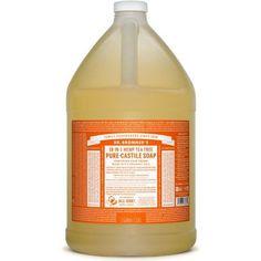 Dr. Bronner's 18-in-1 Hemp Pure Castile Soap (Tea Tree) (64 fl. oz. )