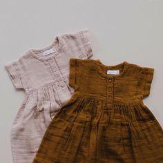 Jamie Kay online exclusive N Fashion Kids, Little Girl Fashion, Toddler Fashion, Toddler Outfits, Girl Outfits, Cute Outfits, Fashion 2018, Muslin Dress, Kid Styles