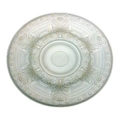Gaudi Decor 20-Inch Round Antique Ceiling Medallion - Overstock™ Shopping - Big Discounts on Molding