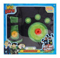 Amazon.com: Wild Kratts Creature Power Suit, Chris: Toys & Games