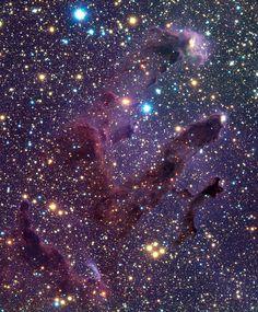 M16 - Eagle nebula - Nebulosa del Águila - Wikipedia, la enciclopedia libre