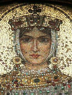 - Mosaico de la Catedral de Sofia , Bulgaria ./tcc/