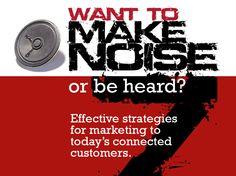 http://www.slideshare.net/barryjfeldman/want-to-make-noise-or-be-heard