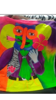Elsa, Carnivals, T Shirt Painting, Fabric Flowers, Snow, Picture Wall