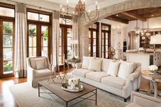 Charming Mediterranean Living Room Design (10) - Decomagz