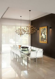 dining room with abbyson living napa fabric tufted dining chair concrete floors pendant light home decor pinterest tufted dining chairs