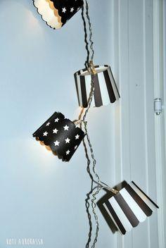 lastenhuone,Tee itse - DIY,valosarja