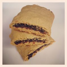 A Less Processed Life: What's Baking: Homemade Fig Newtons