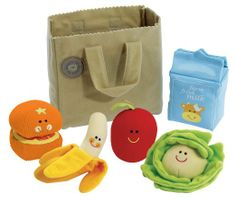 Going on a picnic? Your little one will be ready with his/her Earlyears Lil Shopper Play Set!