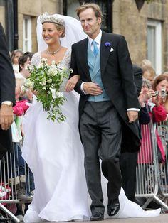 Royal Wedding Gowns, Royal Weddings, Wedding Dresses, White Weddings, Celebrity Weddings, Celebrity Style, Celebrity News, Samantha Cameron, Blonde Bride
