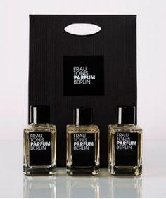 Perfume Set Berlin – FRAU TONIS PARFUM  for Valentine's Day