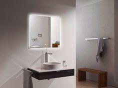 LED Lichtspiegel Badspiegel 2137 - Breite wählbar günstig online kaufen