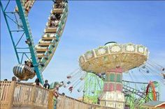 2014 Best of NJ Summer Getaways, Amusement Parks Winner: Keansburg Amusement Park