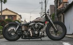 Bobber Inspiration - Shovelhead | Bobbers and Custom Motorcycles | jaymacphotography September 2016