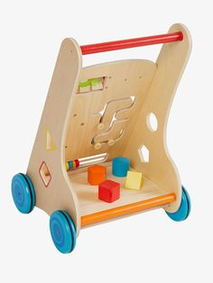 Push-along activities cart Kids Toys For Boys, Best Kids Toys, Kids Toys For Christmas, Harry Potter Toys, Tinker Toys, Unique Gadgets, Cleaning Toys, Montessori Toys, Outdoor Toys