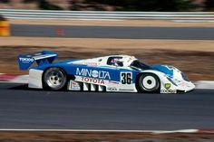 MINOLTA TOYOTA 89C-V Designed by DOME