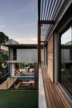 Glen 2961 House by Saota & Three-14 Architects.