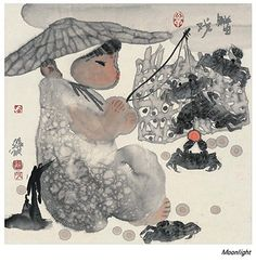 Chinese children's and picture book illustrators - gallery