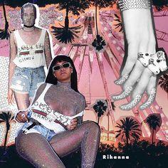 @badgalriri demostró una vez más por qué es el #fashionicon del momento. #coachella #Ellemx  via ELLE MEXICO MAGAZINE OFFICIAL INSTAGRAM - Fashion Campaigns  Haute Couture  Advertising  Editorial Photography  Magazine Cover Designs  Supermodels  Runway Models