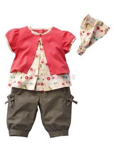 Girls Baby Outfit