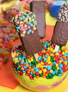 ideias criativas de doces para festa infantil 1