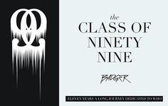 another logo of class of 99