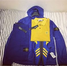 Away Days - Stockholms and Stone Island