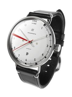 Autodromo's Monoposto (250 made in silver) $875. Monoposto = Cars in Italian. Does the design remind you of your speed meter? Mos