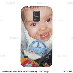 Customize it with Your photo Samsung Galaxy S5 case by #PLdesign #YourPhoto #PhotoGift